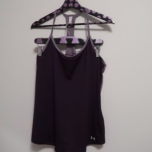 Under Armour Heat Gear Ladies Training Vest Size M